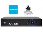 Đầu ghi hình K-Tek-408HD (Full 1080 DH)